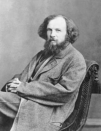 187 лет назад родился Дмитрий Иванович Менделеев