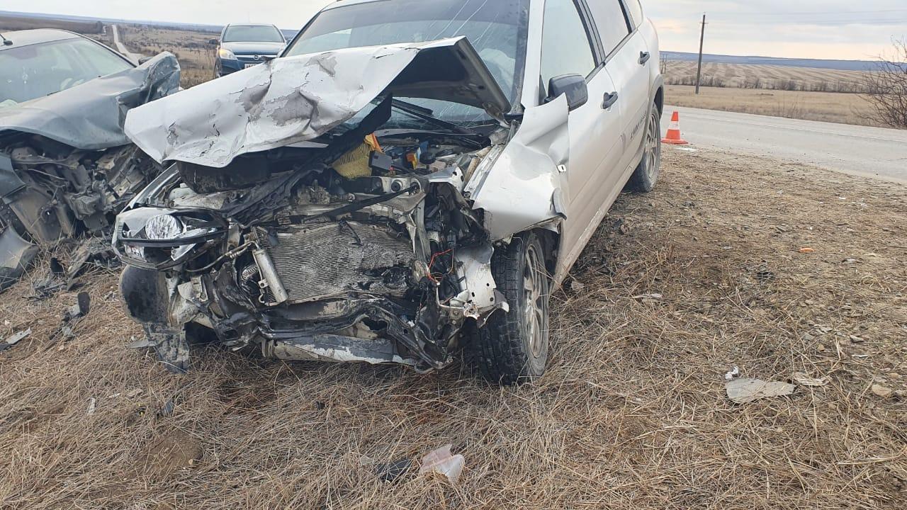 Авария возле поселка Горняцкого Белокалитвинского района