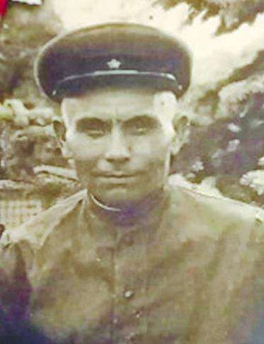 Русские солдаты Быкадоровы