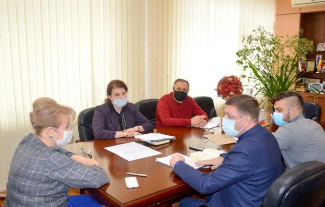 Глава администрации Белокалитвинского района провела рабочее совещание по актуальным вопросам здравоохранения