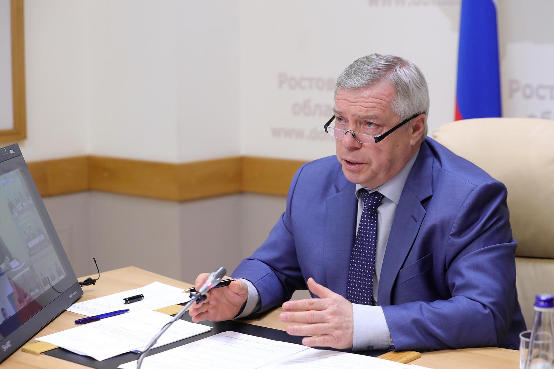 Василий Голубев поручил проработать вопрос о возобновлении плановой медпомощи на Дону