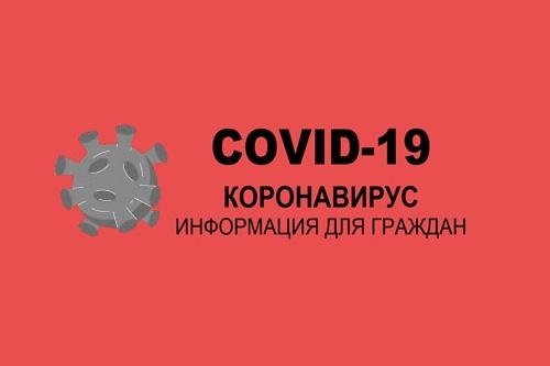 Число подтверждённых инфицированных коронавирусом увеличилось в Ростовской области на 309