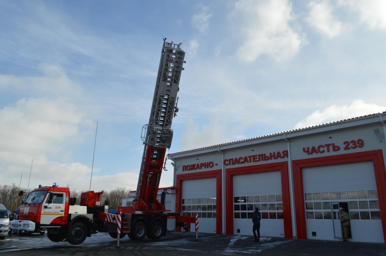 В 2021 году противопожарная служба Дона отмечает 10-летие со дня основания