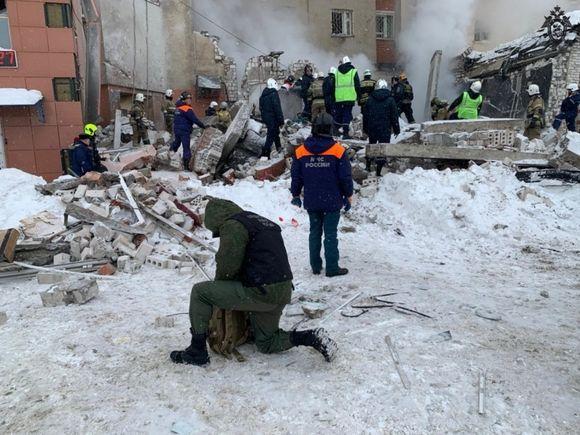 Возбуждено дело о взрыве в нижегородском кафе