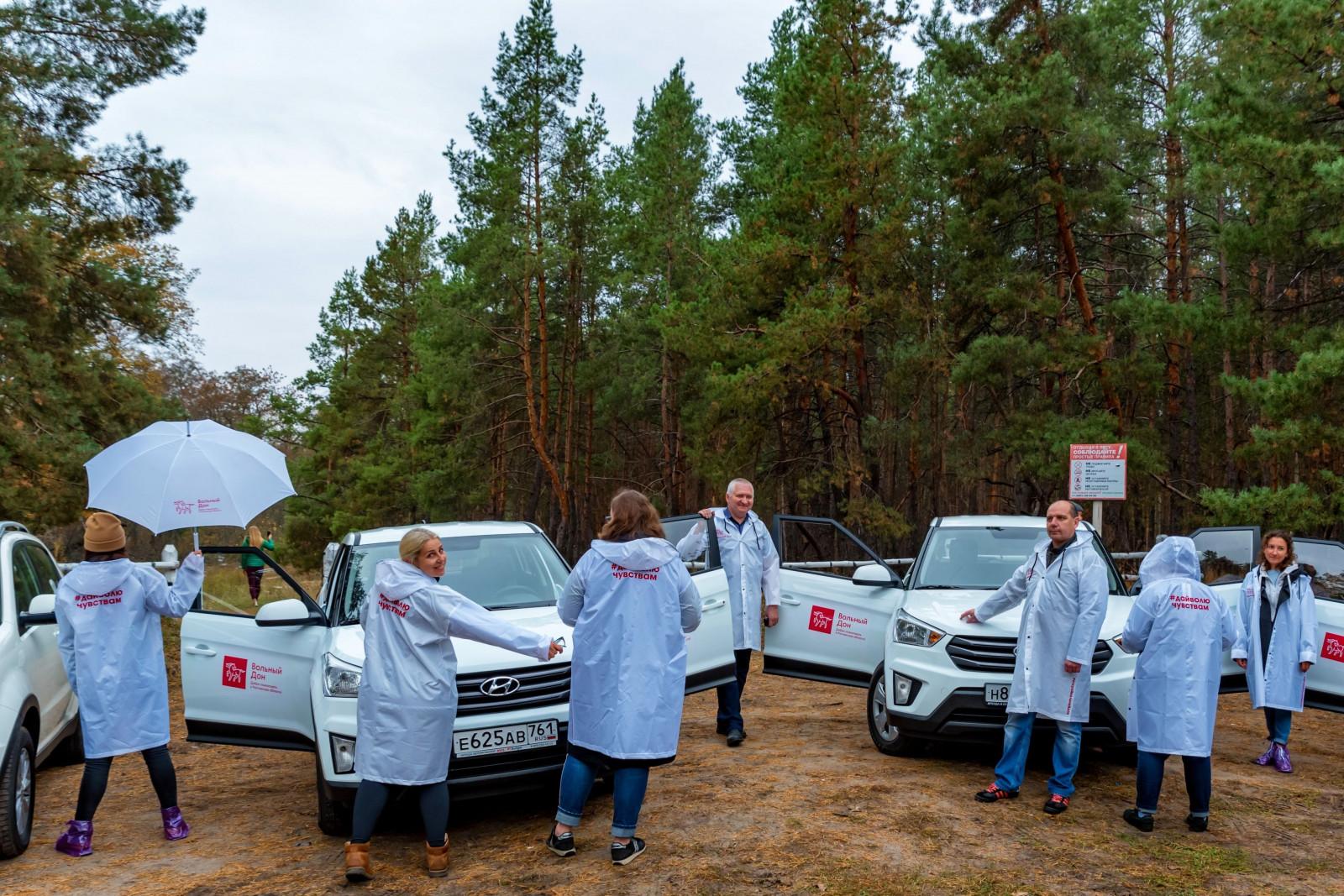 Разработан туристический маршрут по Ростовской области «Дискавери в степи»