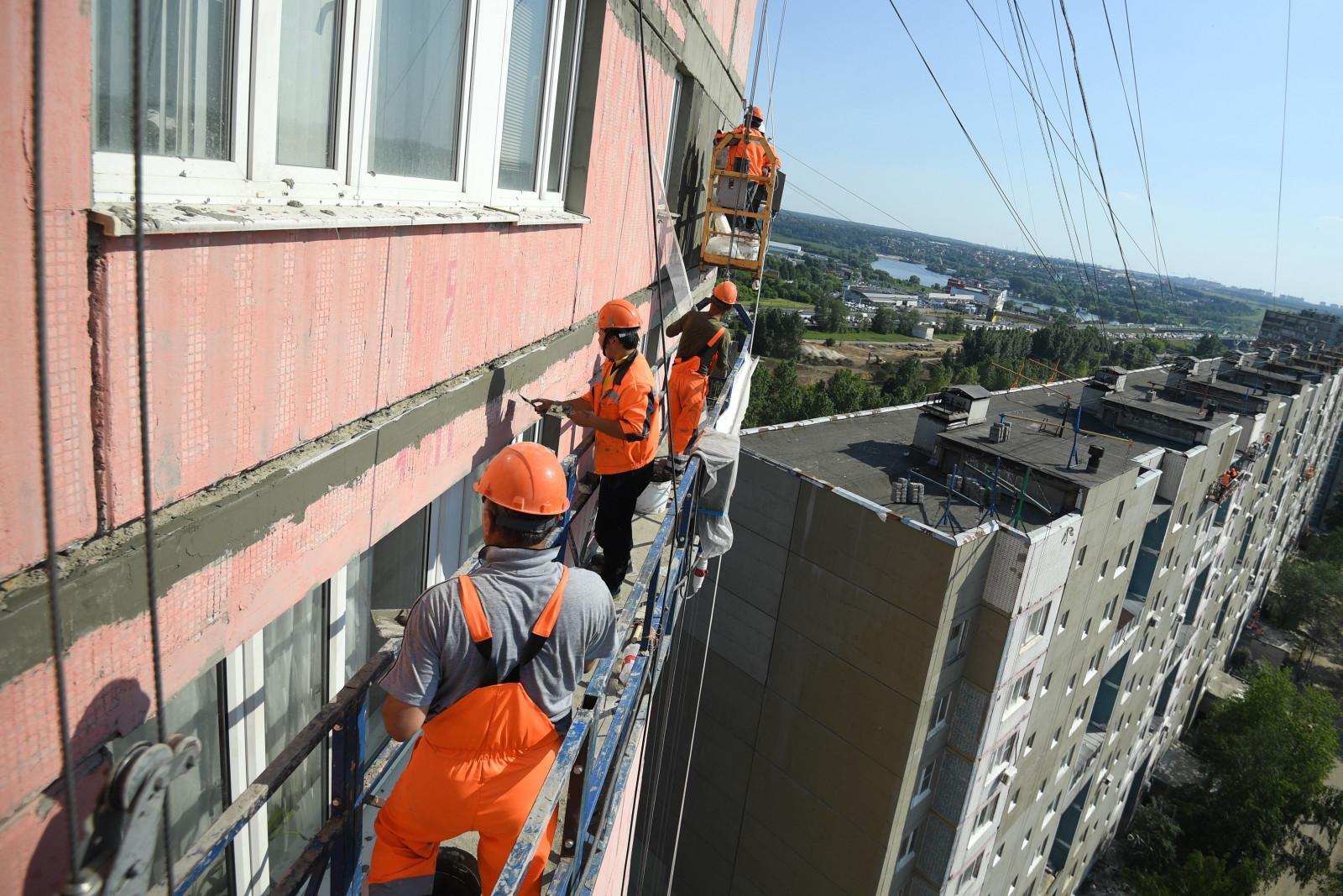 В 2021 году в Ростовской области капитально отремонтируют 2069 домов