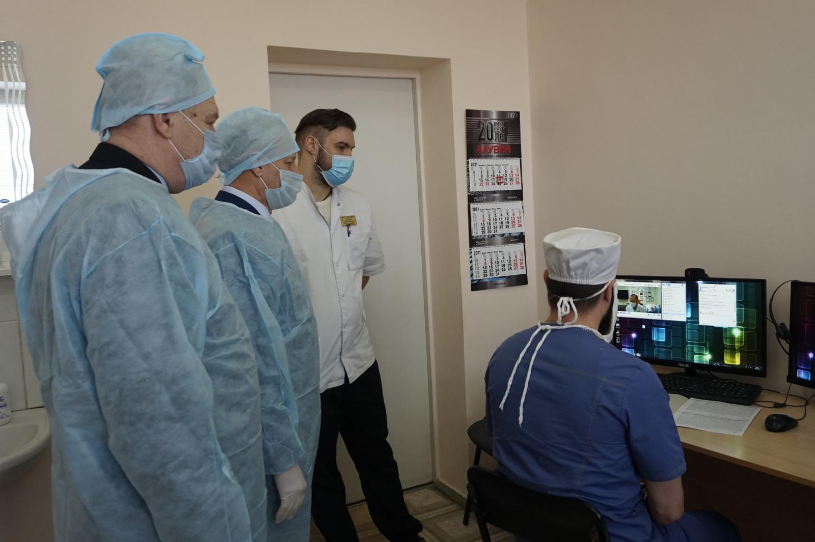 В реализации проекта «Удаленная телемедицина» помогает «Система-112»