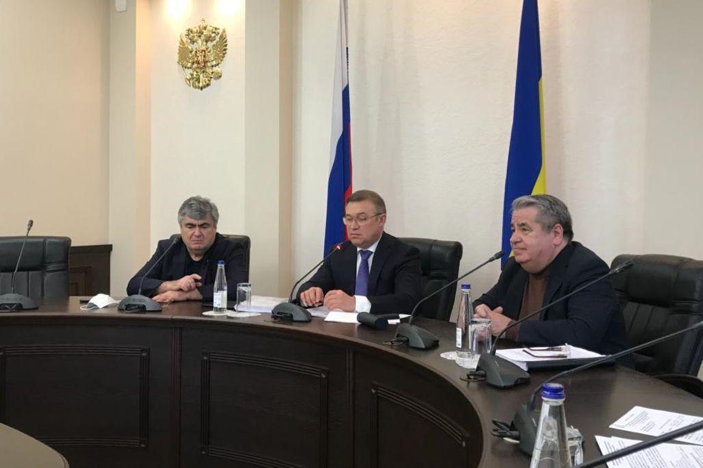 Донские власти и китайские инвесторы обсудили перспективы строительства первого сахарного завода на Дону