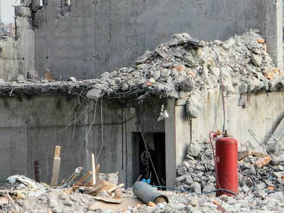 Взрыв произошел в жилом доме в Нижнем Новгороде