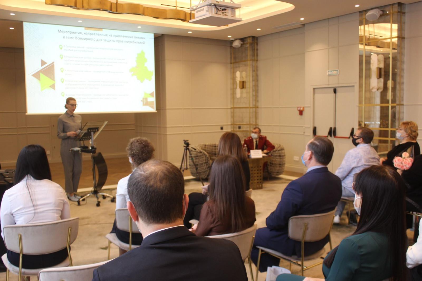 Ростовская область сохраняет лидирующие позиции по защите прав потребителей