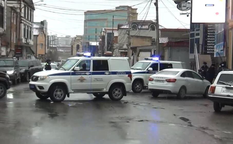 В Махачкале пресекли подготовку теракта