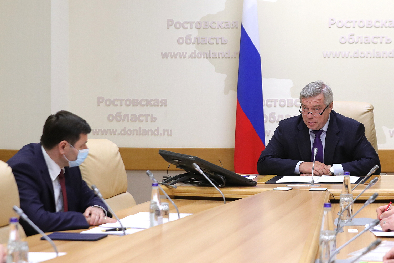 В правительстве обсудили концепцию транспортного развития донской столицы