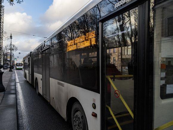 Регионам разрешили самим определять срок эксплуатации автобусов