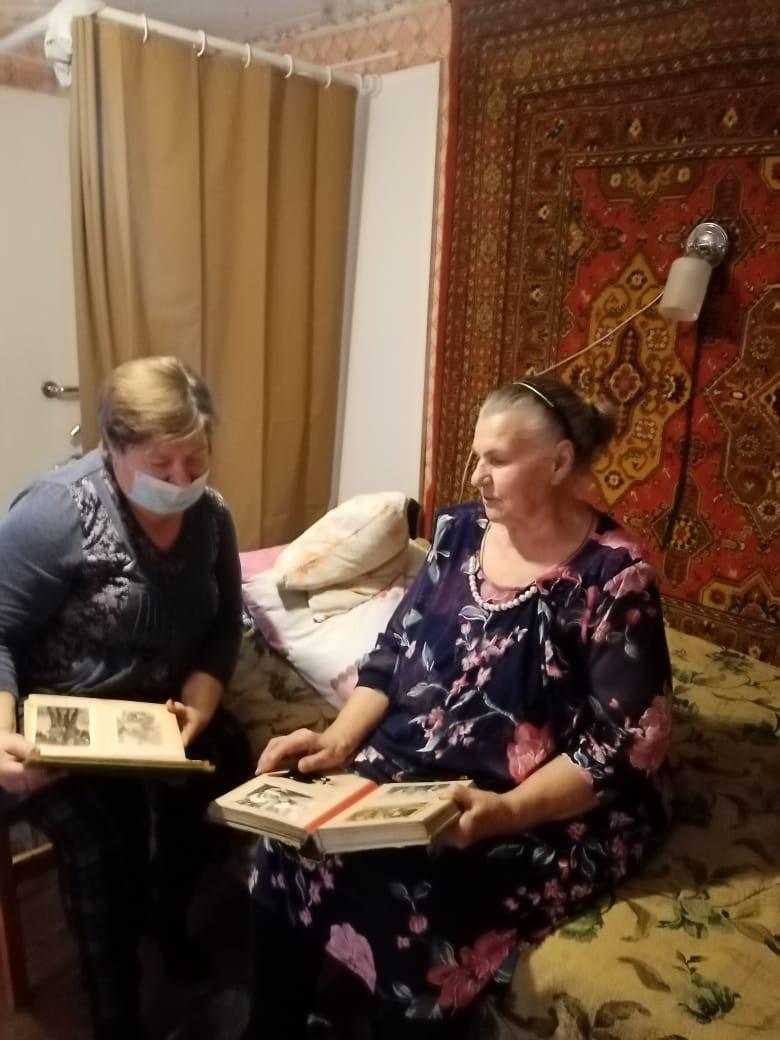 Ретро-терапия в Литвиновке