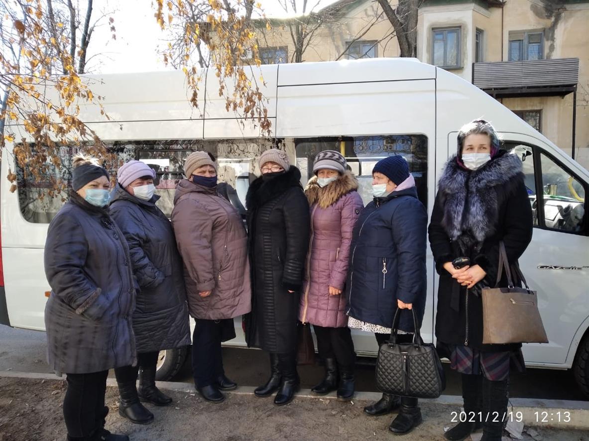 Богураевские соцработники привились от коронавируса