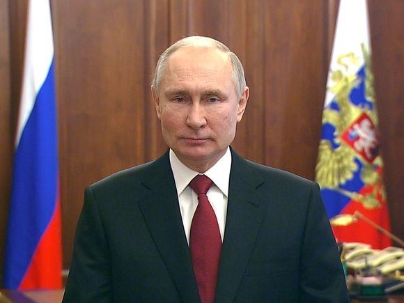 Путин призвал наказывать тех, кто для своих «хорьковых целей» использует детей