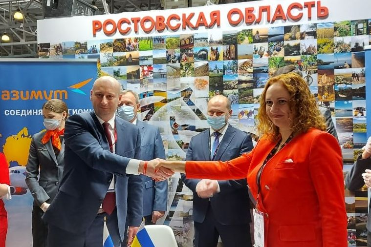Поезд-отель от РЖД привезет туристов на Вольный Дон
