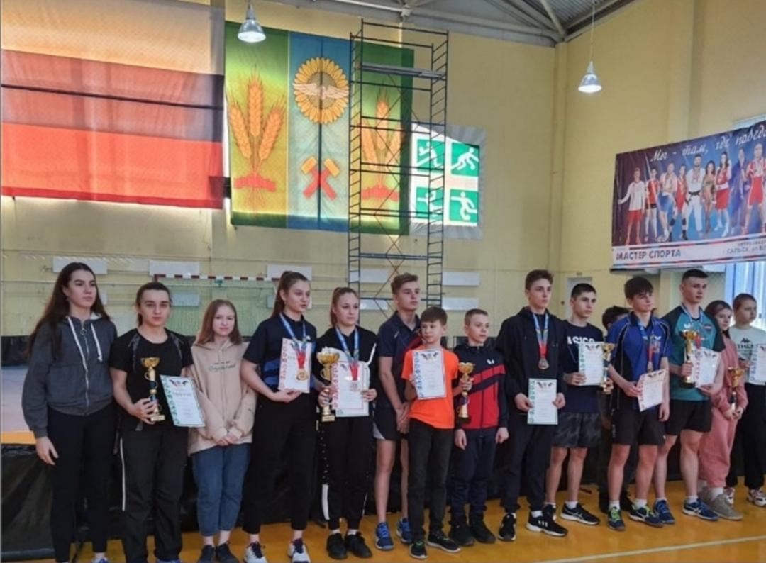 Спортсмены Белокалитвинского района принимают участие в соревнованиях Олимпиады Дона
