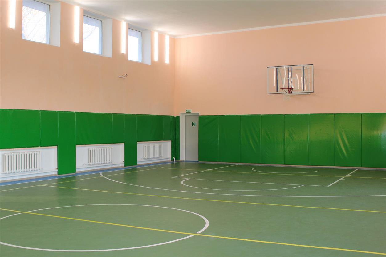 В Ростовской области отремонтируют спортзалы семи сельских школ в текущем году