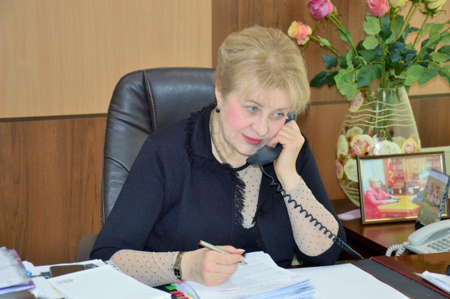 В ходе телефонной линии с главой Белокалитвинского района поступило 19 обращений