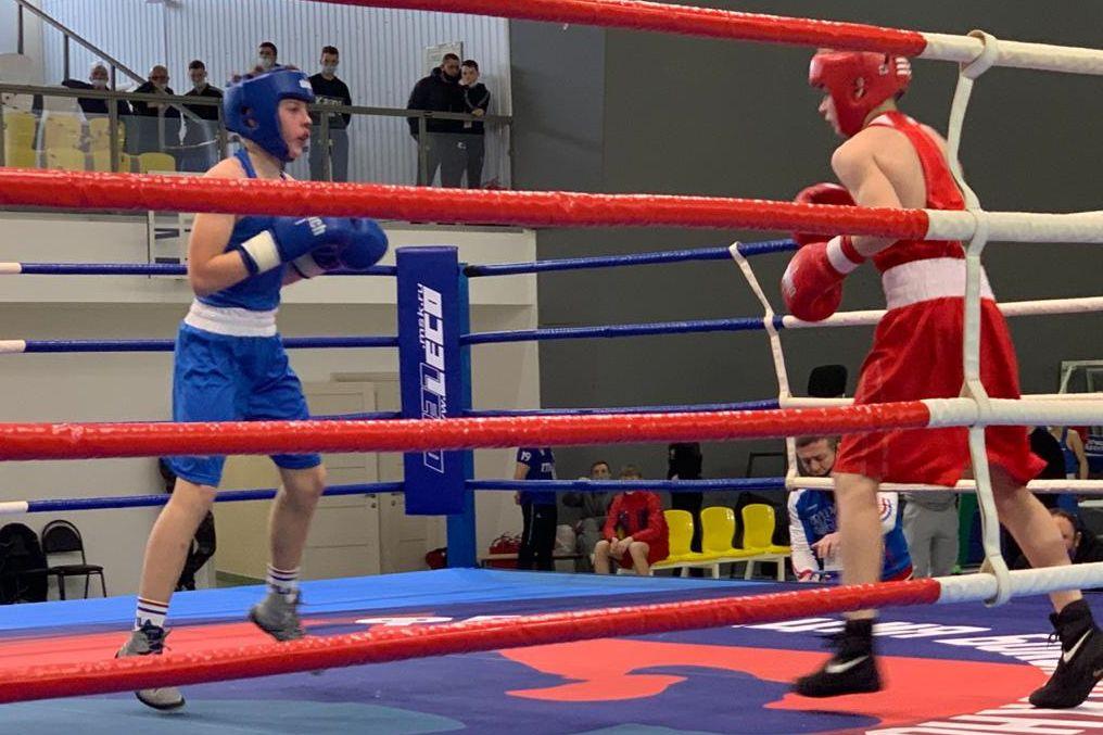 На Дону прошли первые в этом году официальные соревнования по боксу