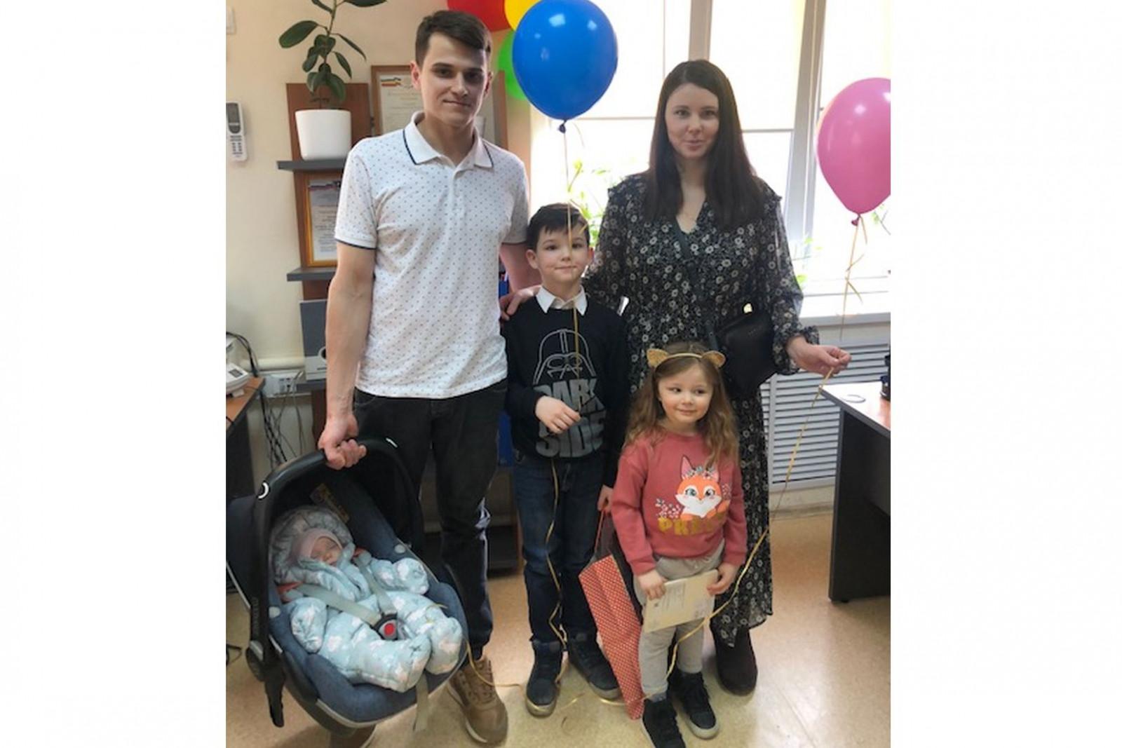 Донские семьи при рождении детей получают бюджетные субсидии для погашения ипотеки