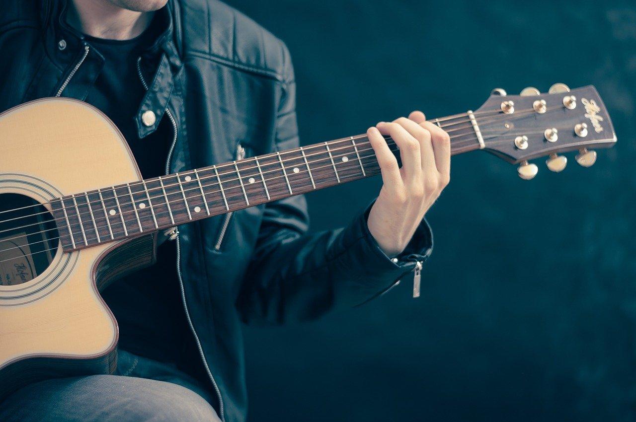 Помогите стать гитаристом