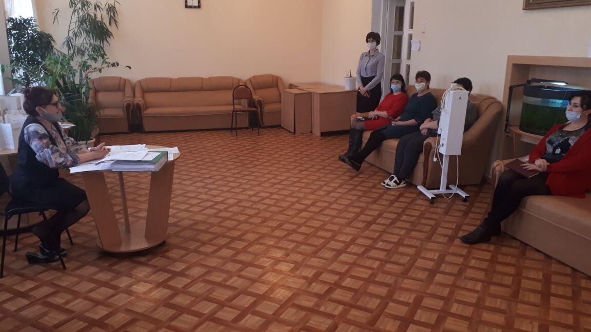В ЦСО Белокалитвинского района началось ежегодное обучение охране труда
