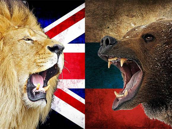 Британия исключила Россию из списка «супердержав»