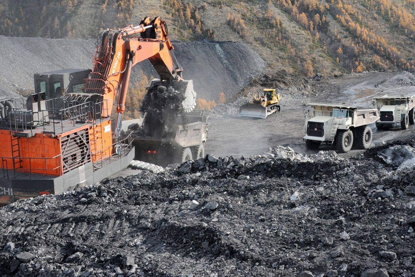 В развитие угольной отрасли Дона инвестируют  свыше 2,1 млрд рублей