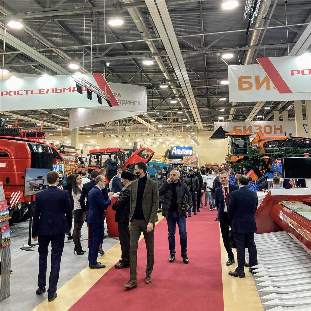 Делегация Белокалитвинского района приняла участие в XXIV Агропромышленном форуме юга России
