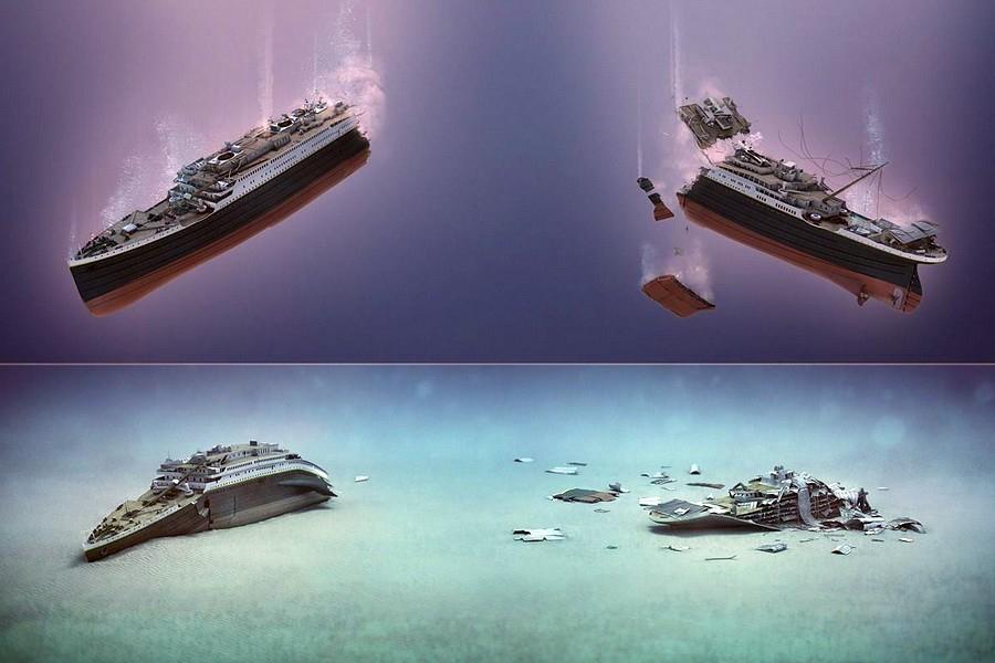 15 апреля — 109 лет назад произошло крушение «Титаника»