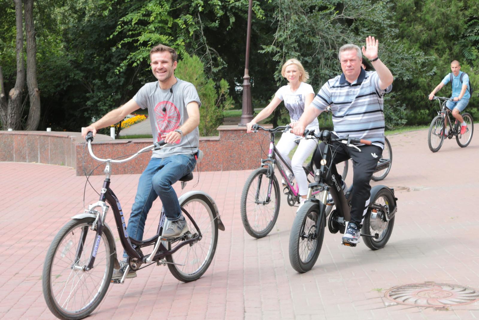 В Ростове появится первый на Дону комплекс для занятий экстремальными видами велоспорта