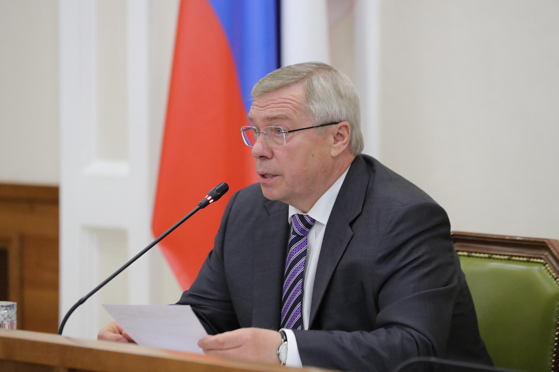Василий Голубев о противоэпидемических мерах во время майских праздников