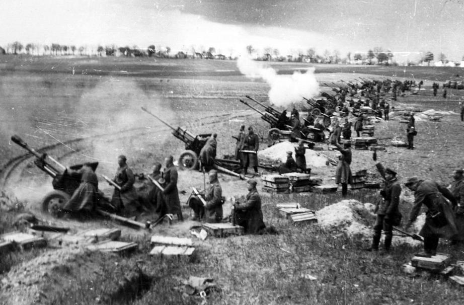 16 апреля — 76 лет назад началась Берлинская операция советских войск