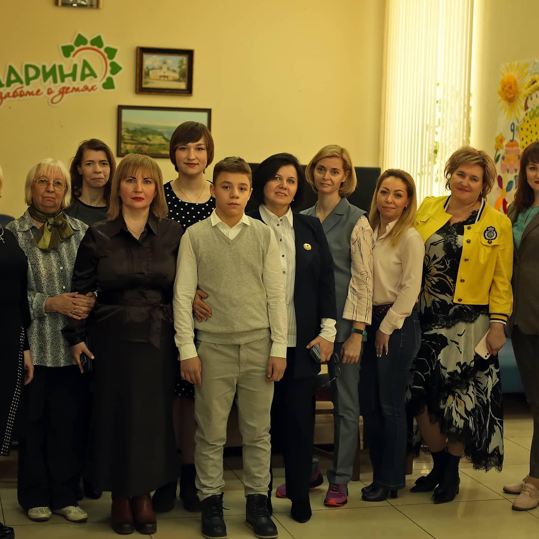 Благотворительный фонд «Дарина» пригласил друзей на душевный разговор