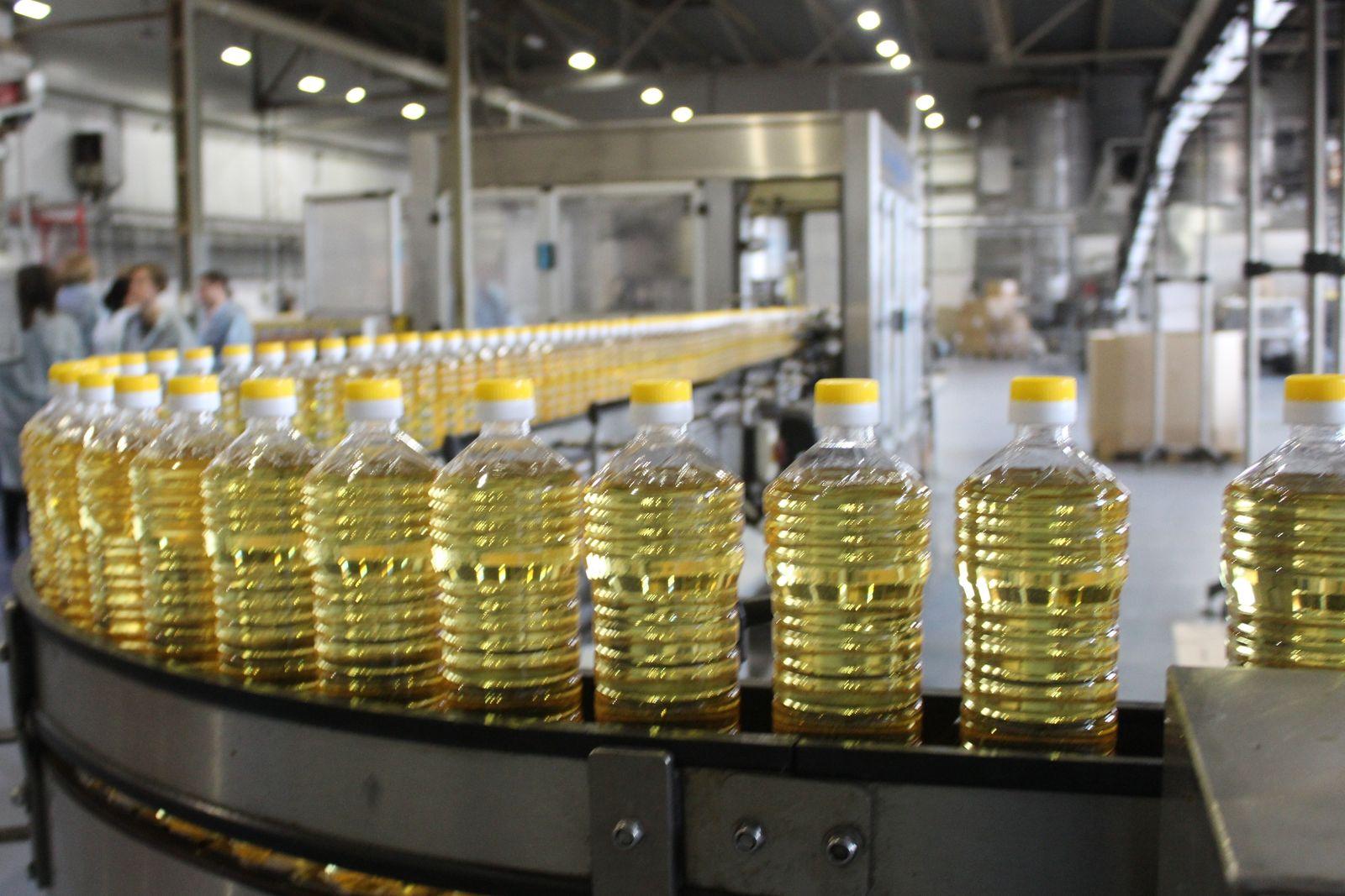 Федеральную поддержку получат производители растительного масла