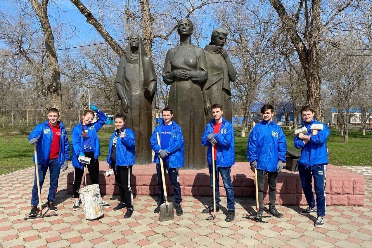 В Ростовской области стартовала патриотическая акция «Южный десант»