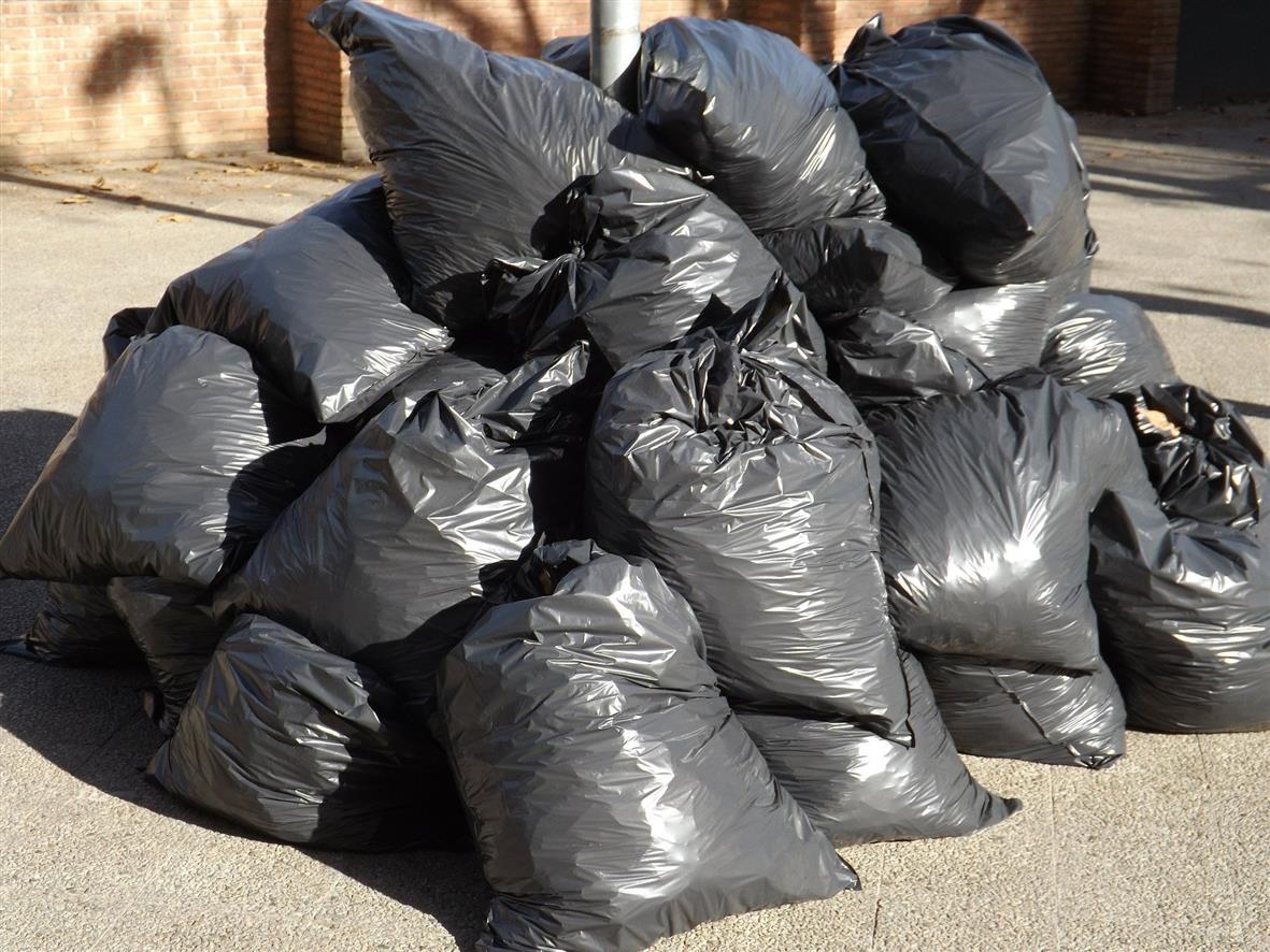 В Горняцком мусор убран