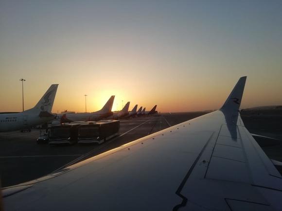 Вступило в силу ограничение авиасообщения между Россией и Турцией