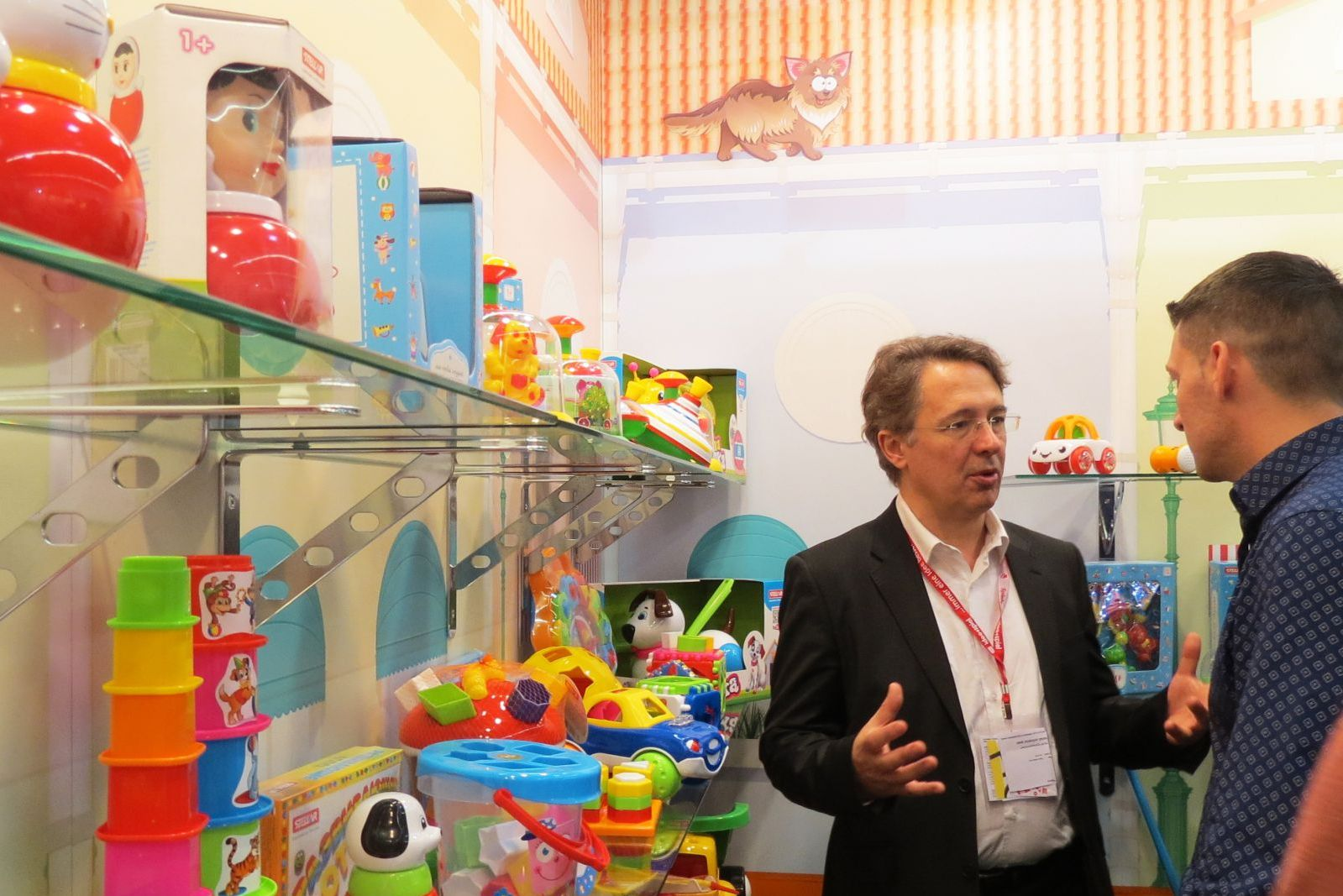 Донское предприятие по выпуску игрушек — одно из лучших в России