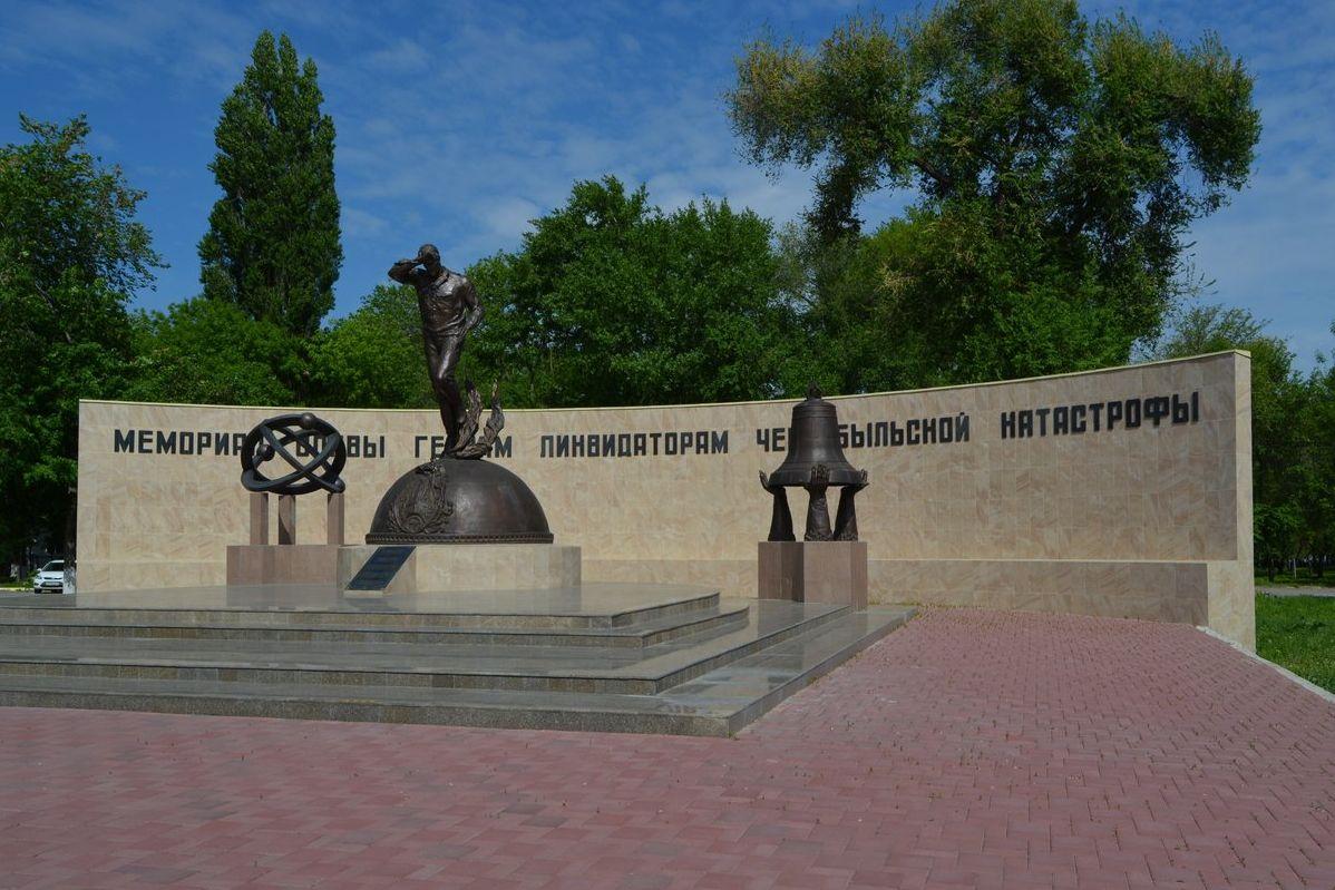 В Ростовской области воспоминают погибших в радиационных авариях и катастрофах