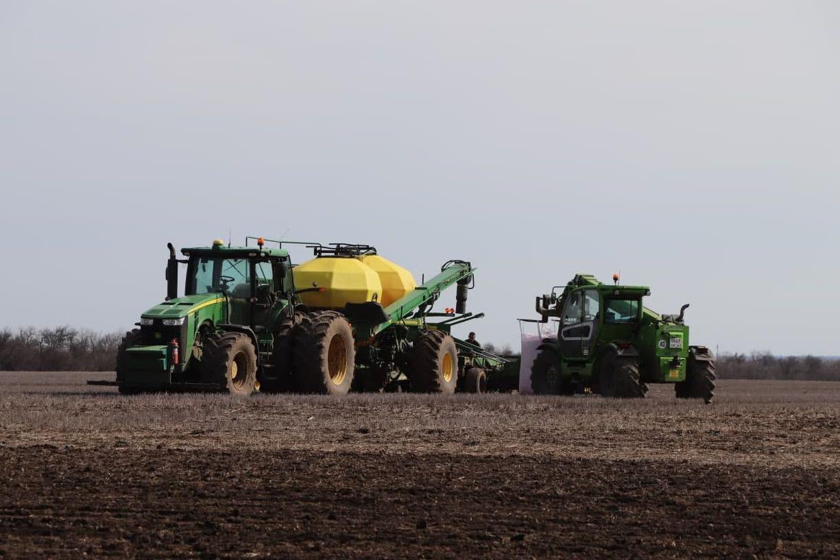 На Дону приступили к севу технических, кормовых культур и картофеля