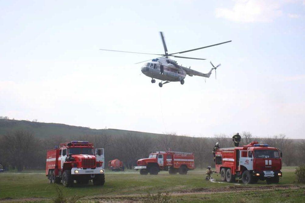 На Дону пройдут комплексные областные пожарно-тактические учения