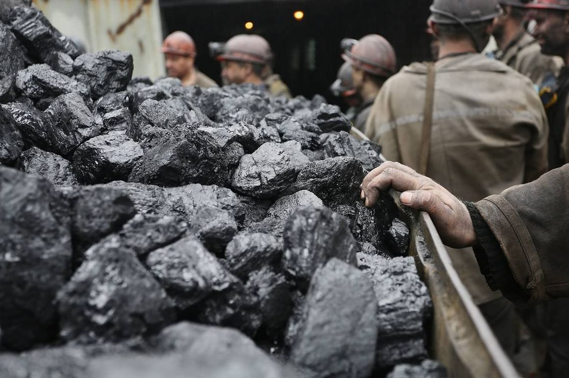 В 2021 году добыча угля на Дону выросла в 1,6 раза