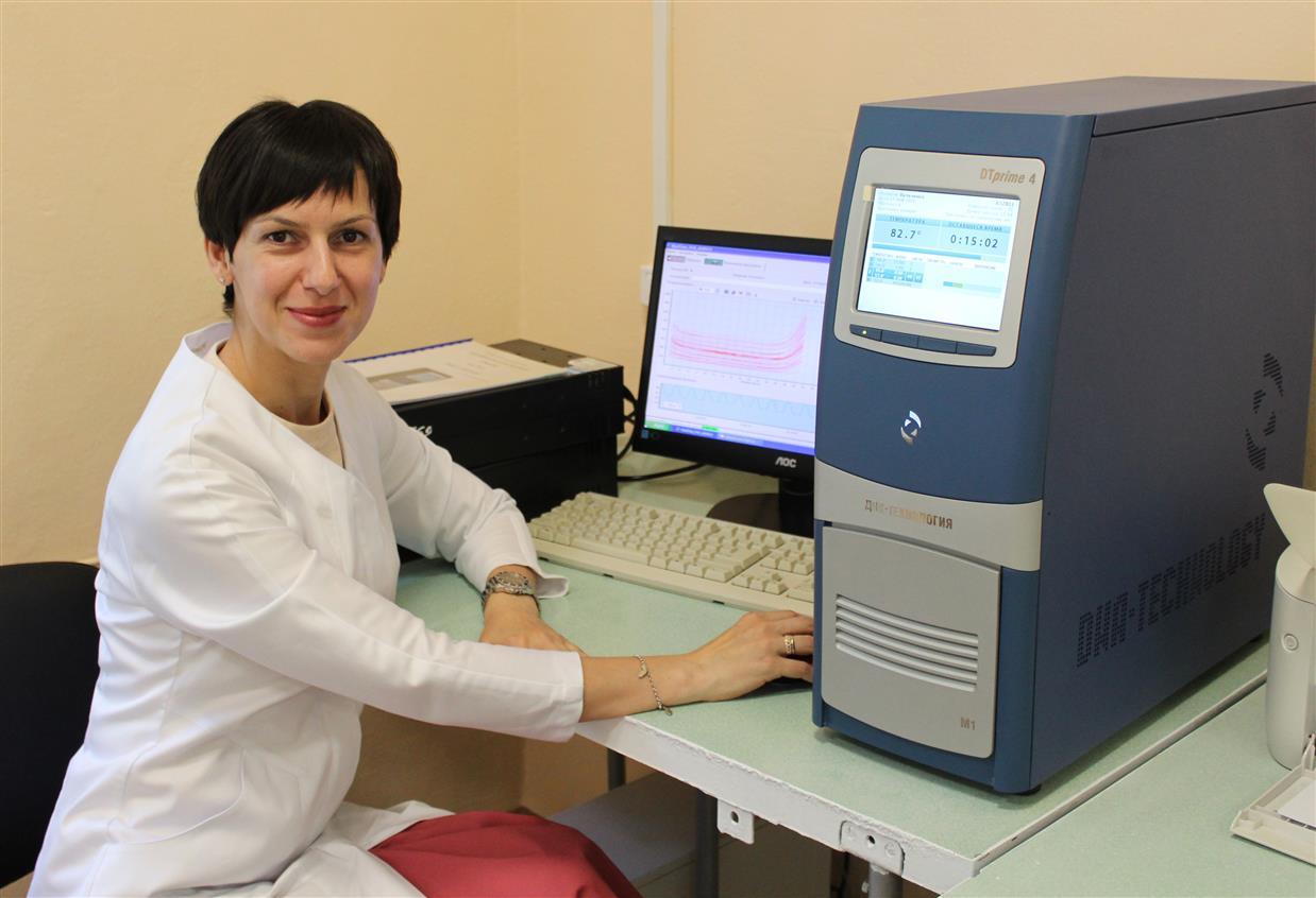 Более 42 тысяч исследований проведено подразделением клинико-диагностической лаборатории ЦРБ