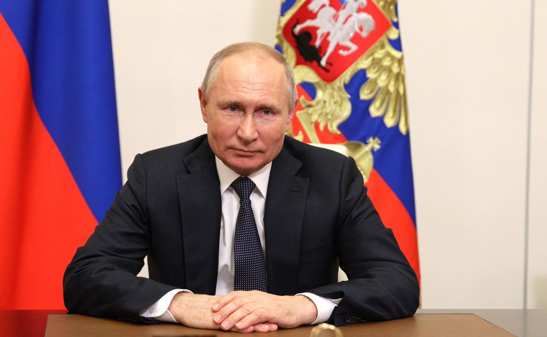 Кремль объявил о встрече Путина с Байденом 16 июня в Женеве
