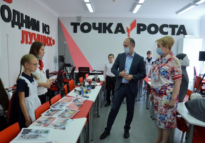 Группа «Губернаторского контроля» провела комплексный анализ реализации нацпроектов в Белокалитвинском районе