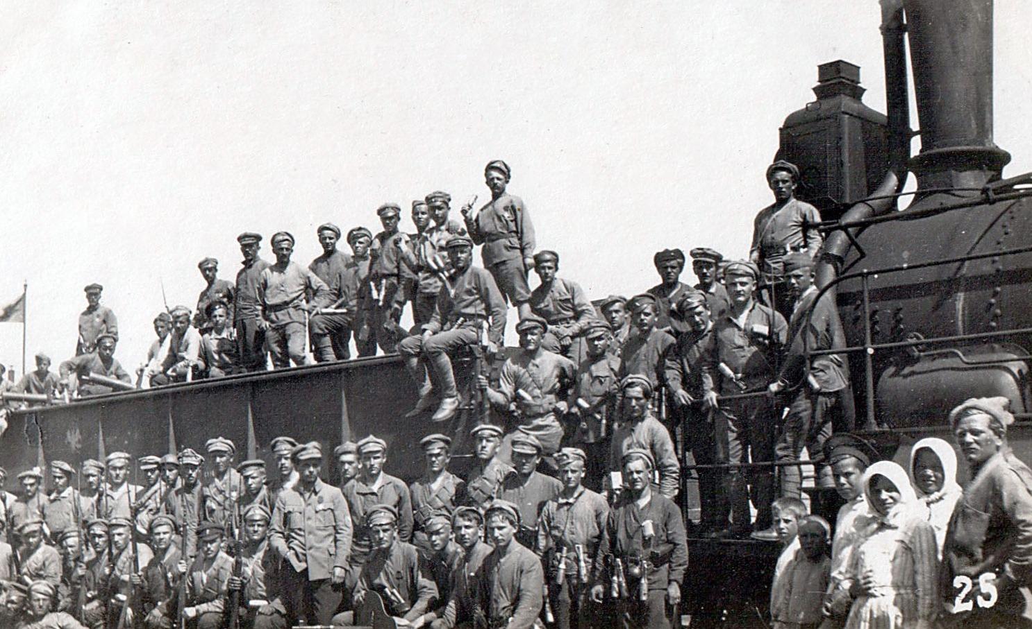 17 мая — 103 года назад произошло восстание Чехословацкого корпуса