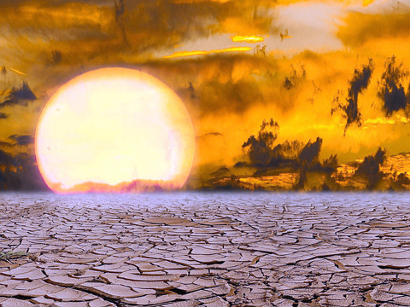 Метеорологи ждут рекордной жары в ближайшие пять лет